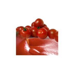 Pasta de tomate.