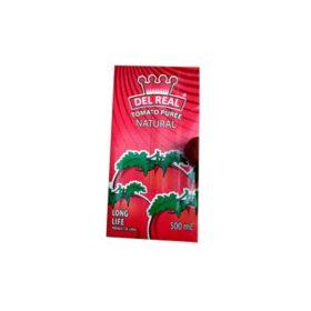 Puré de tomate 500 ml.